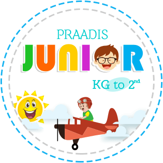 Praadis Junior KG to 2nd – Learning App for Kids