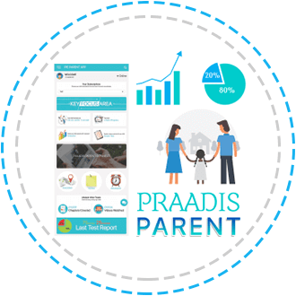 Praadis Parent – The Best Learning App