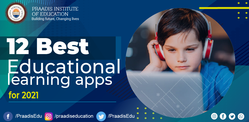 12 Best Educational learning apps for 2021