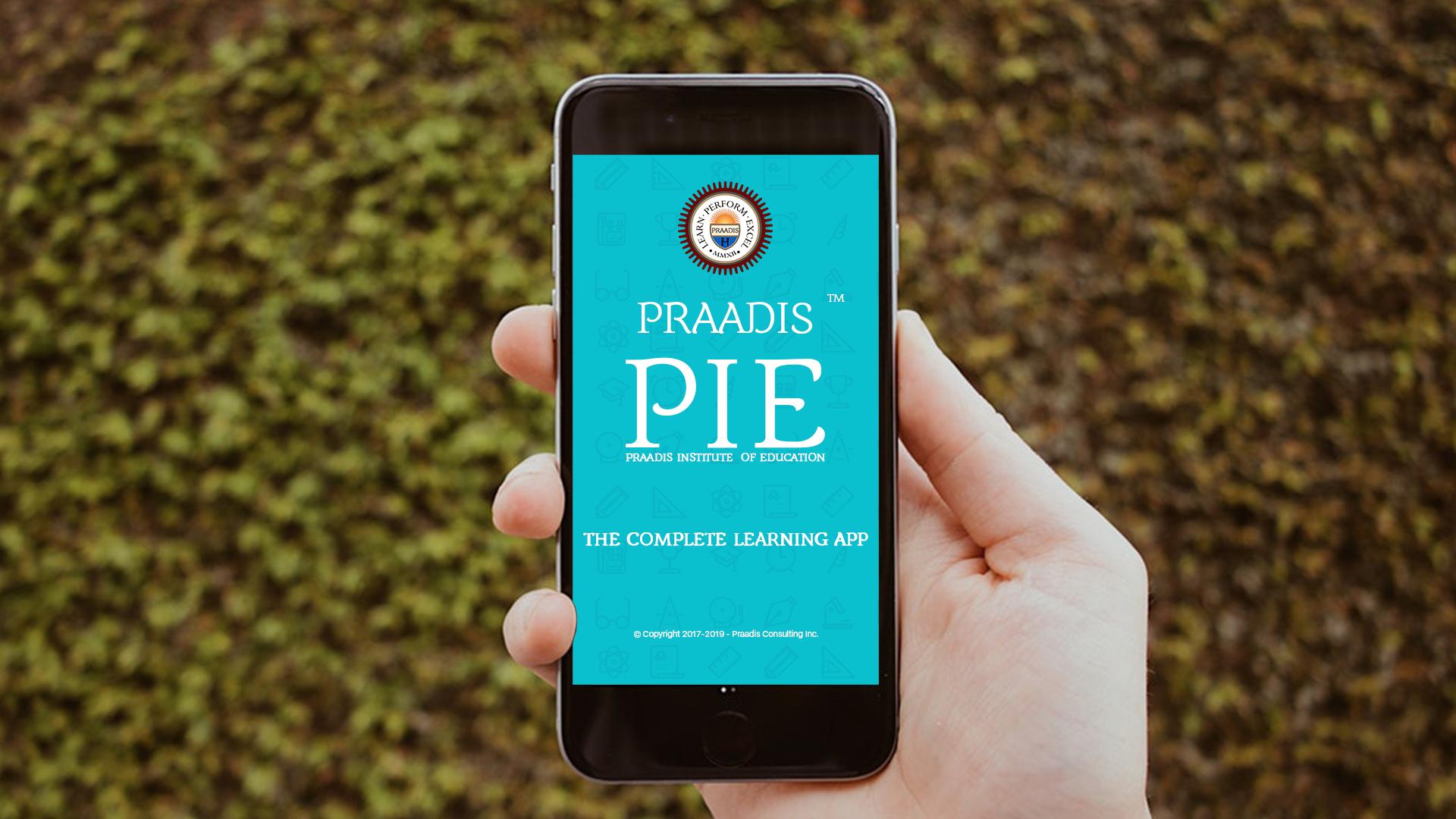 Benefits of learning through Praadis Education Application