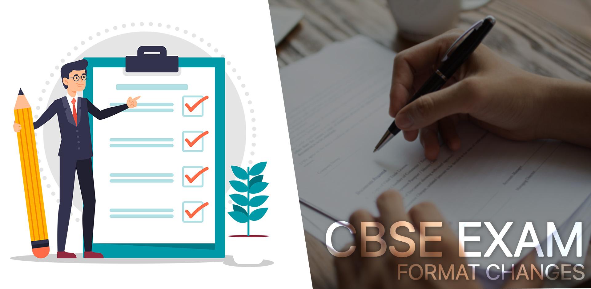 CBSE Exam Format Changes