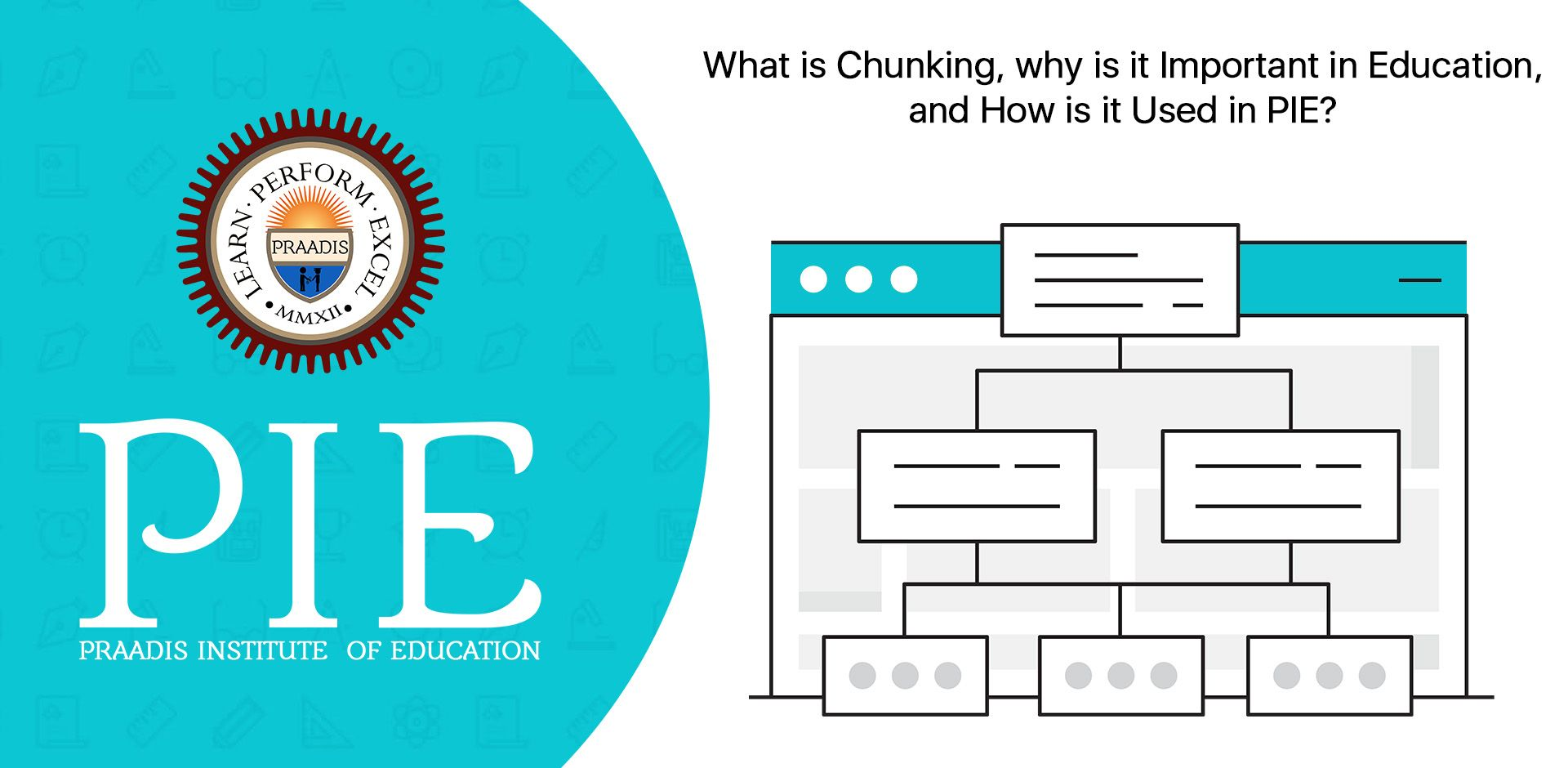 What is Chunking, why is it Important in Education, and How is it Used in PIE?