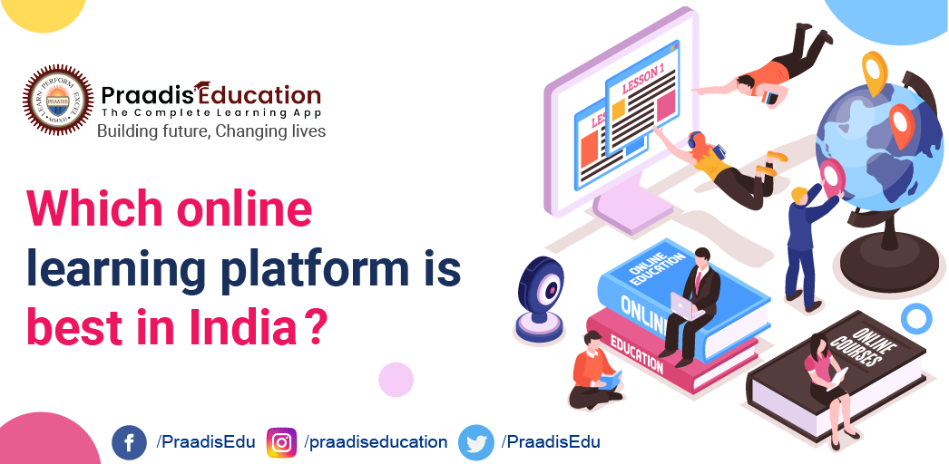 Which online learning platform is best in India