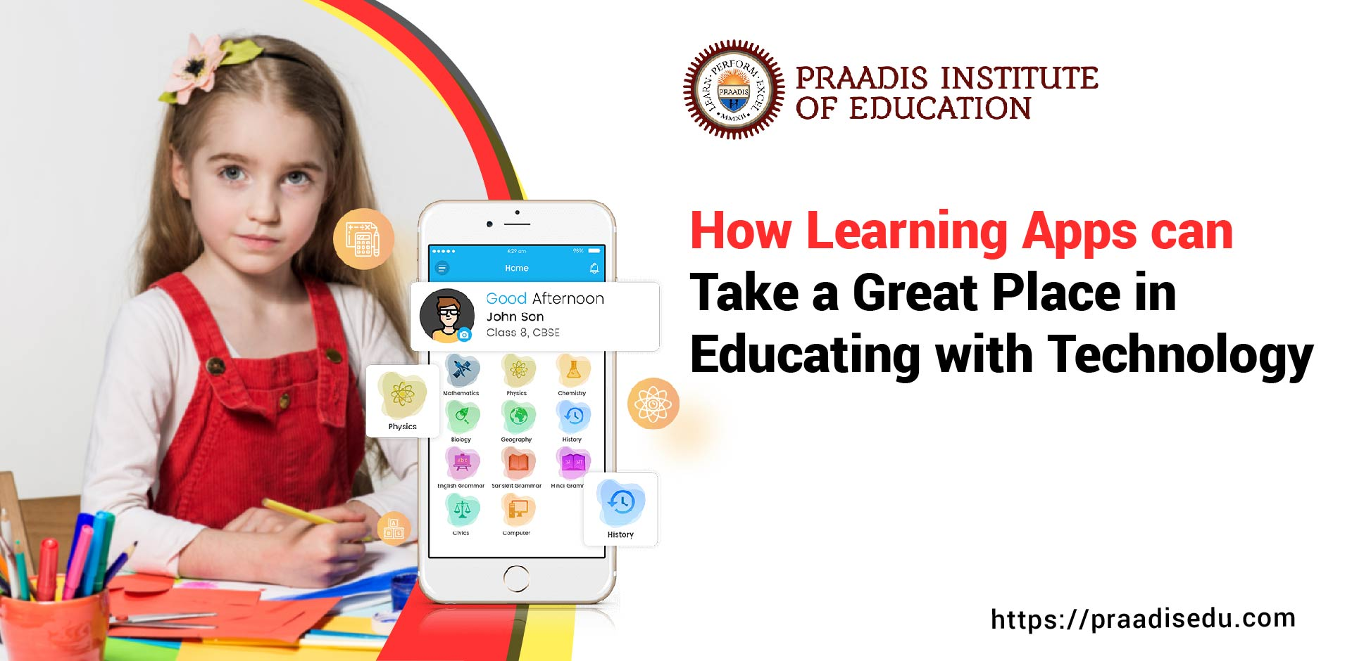 How Learning Apps can Take a Great Place in Educating with Technology?