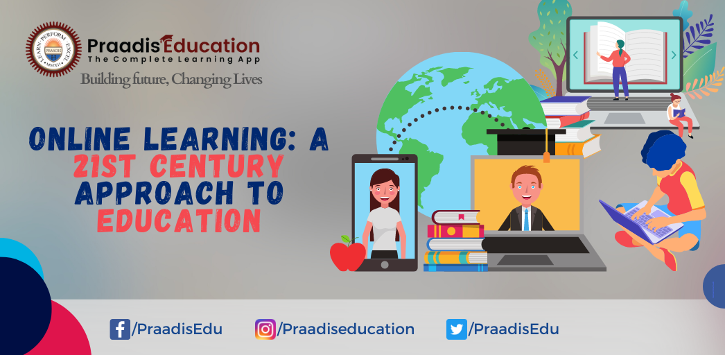 Online Learning: A 21st Century Approach to Education