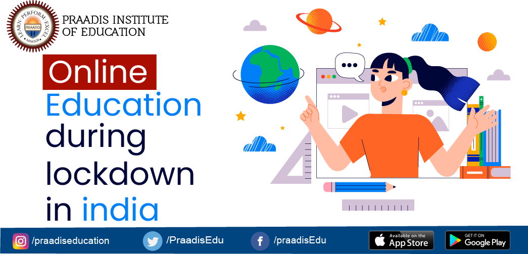 Online Education During Lockdown in India. How far was it effective?