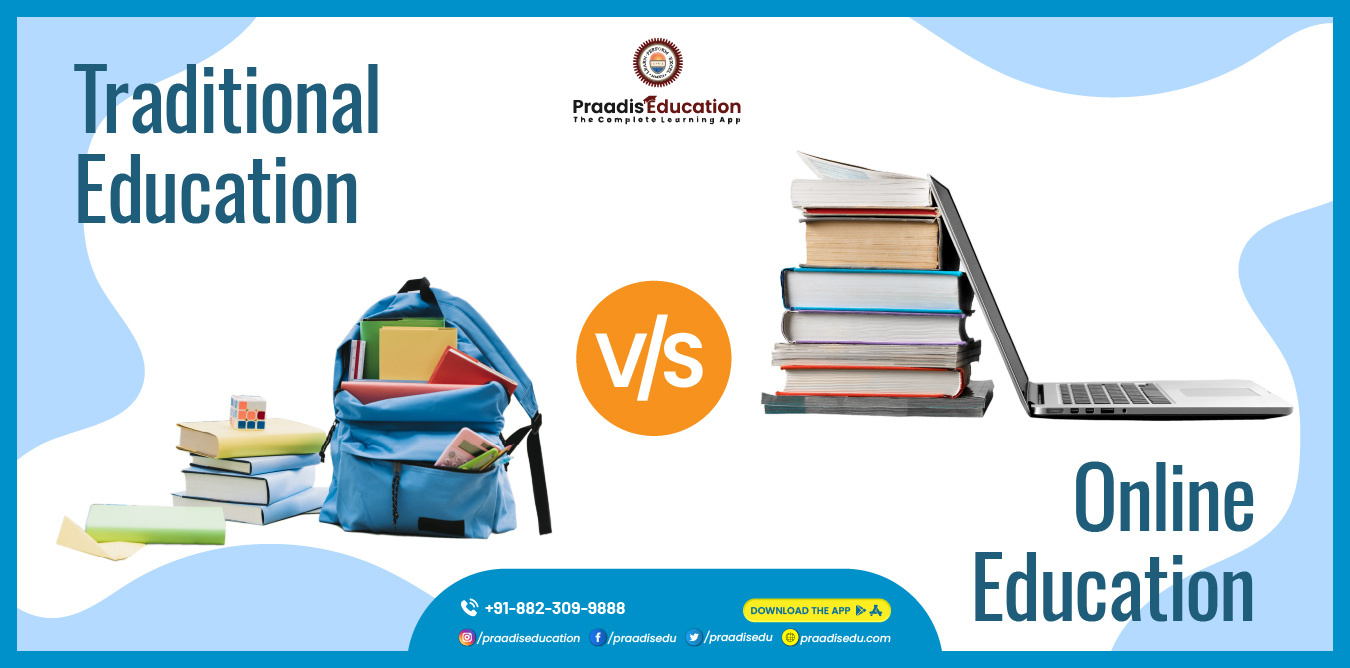 Online Education Vs Traditional Education: A Brief Overview