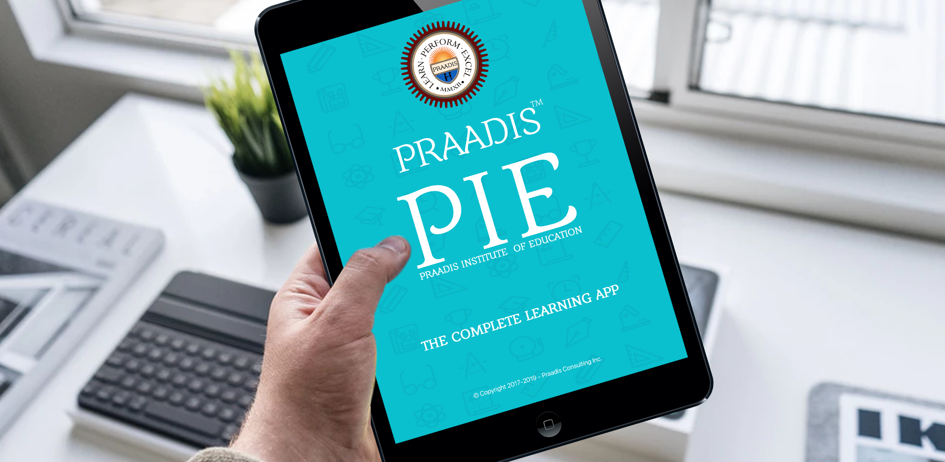 Praadis Education Launches New Complete Learning App